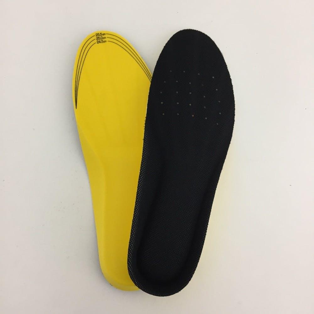 消臭通気カップソール歩き仕事用24.5~25.5, , product
