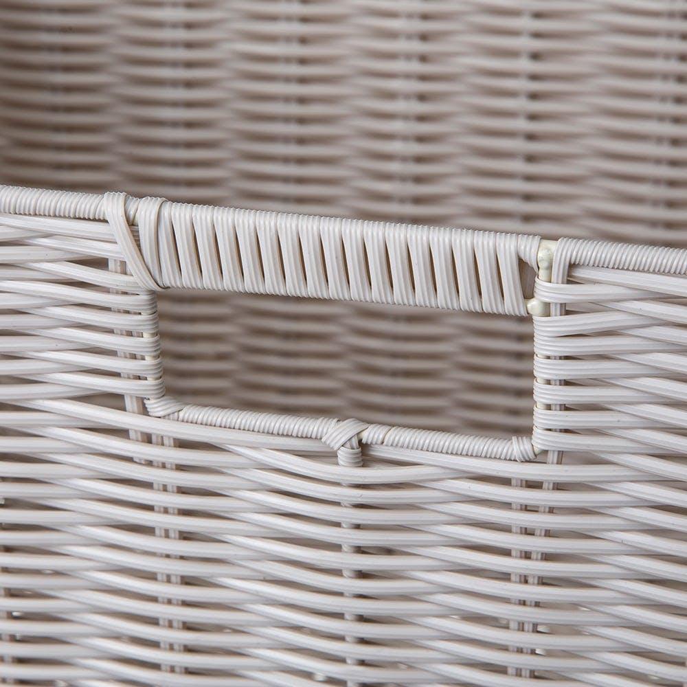 インテリアバスケット ベージュ, , product