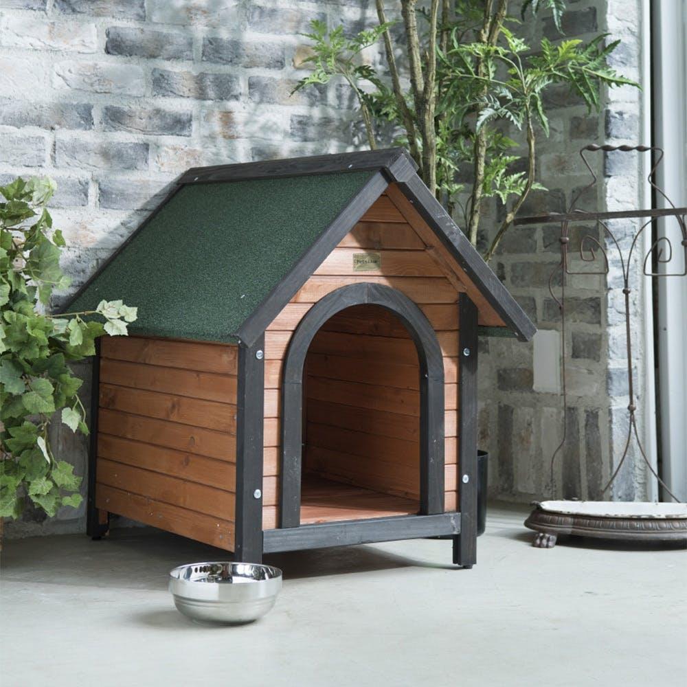 【数量限定】木製犬舎 Sサイズ, , product