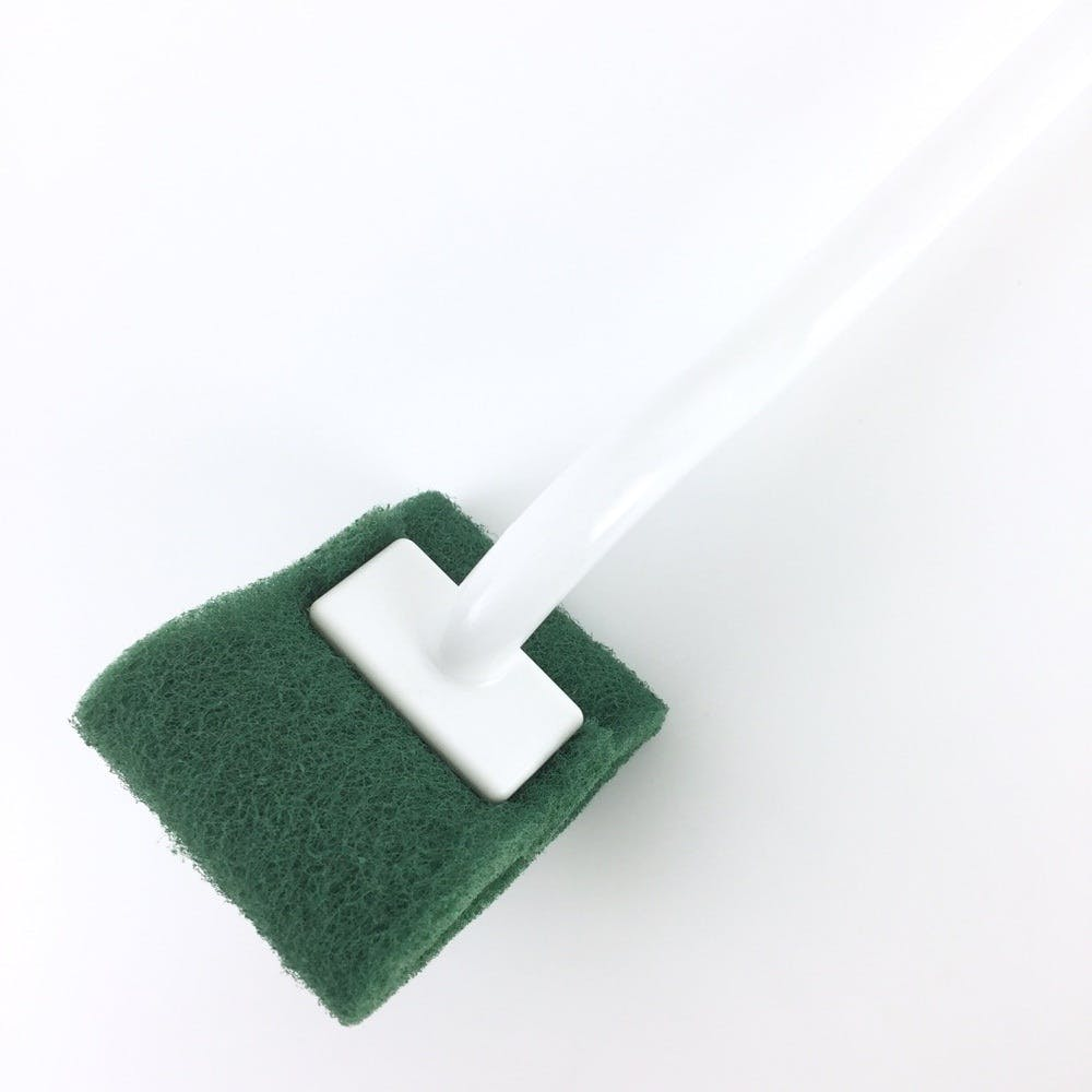 フチ裏が洗いやすいトイレクリーナー不織布・研磨剤, , product
