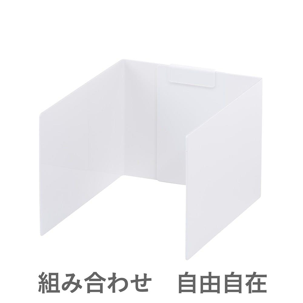 整理収納小物 Skitto スキット スライド仕切り 大 2枚組, , product