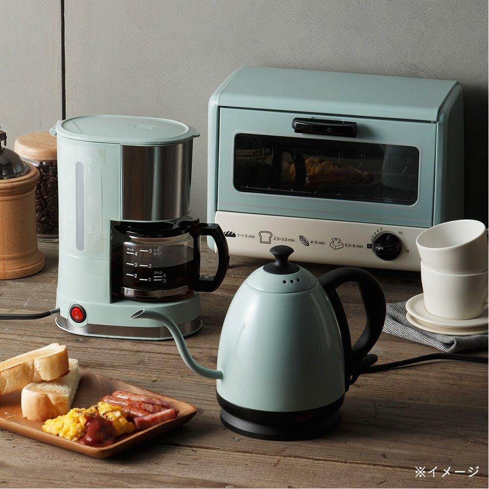 【数量限定・Vinte家電】ドリップ式コーヒーメーカー SCM-403, , product