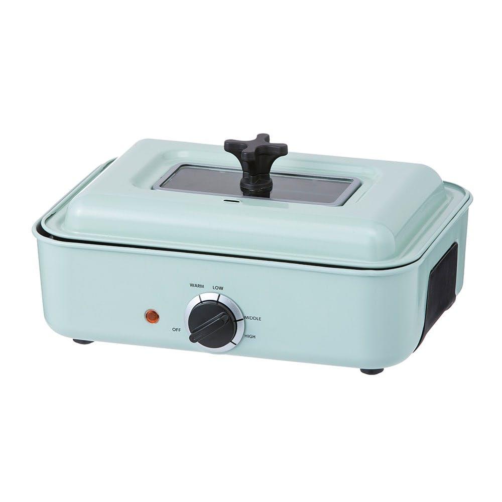 【Vinte家電】ミニホットプレート CZ-HP1502V, , product