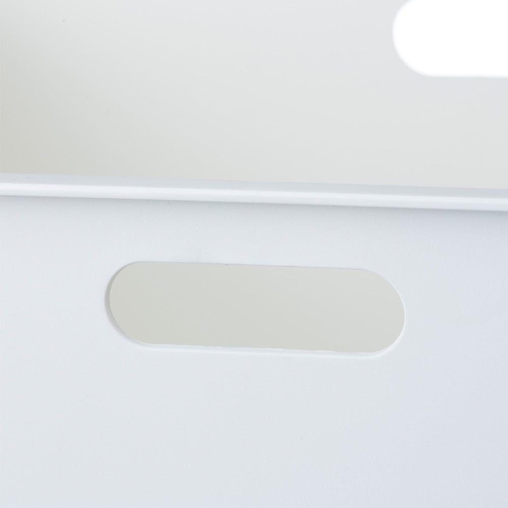 インテリアコンテナ L シンプルホワイト, , product