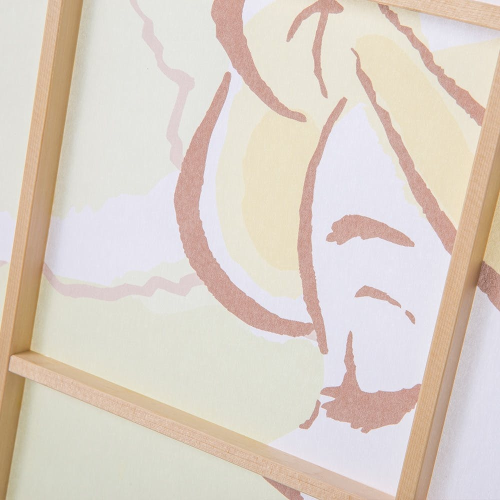 ディズニー 障子紙 ラプンツェル, , product