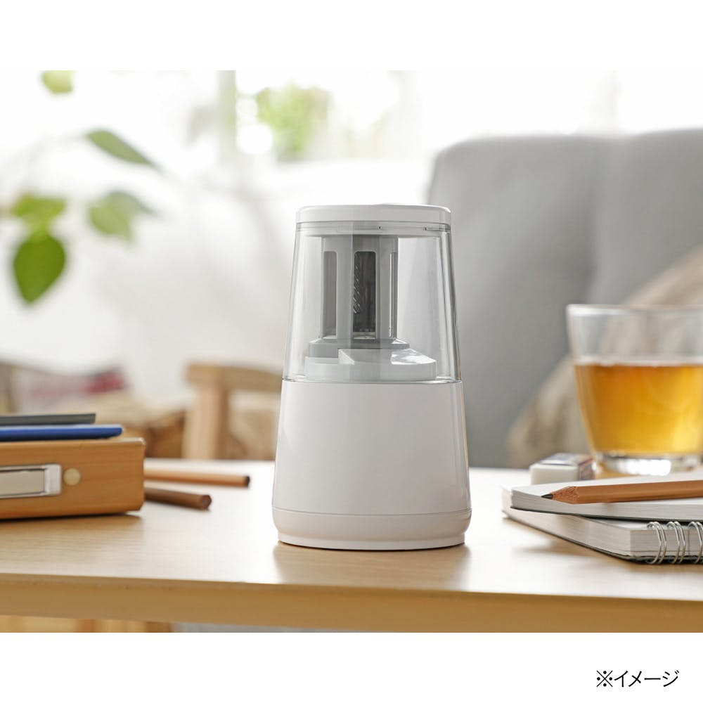 and cute 電動式鉛筆削り, , product