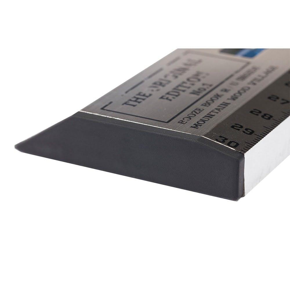 Kumimoku 水平器付きスケール シルバー, , product