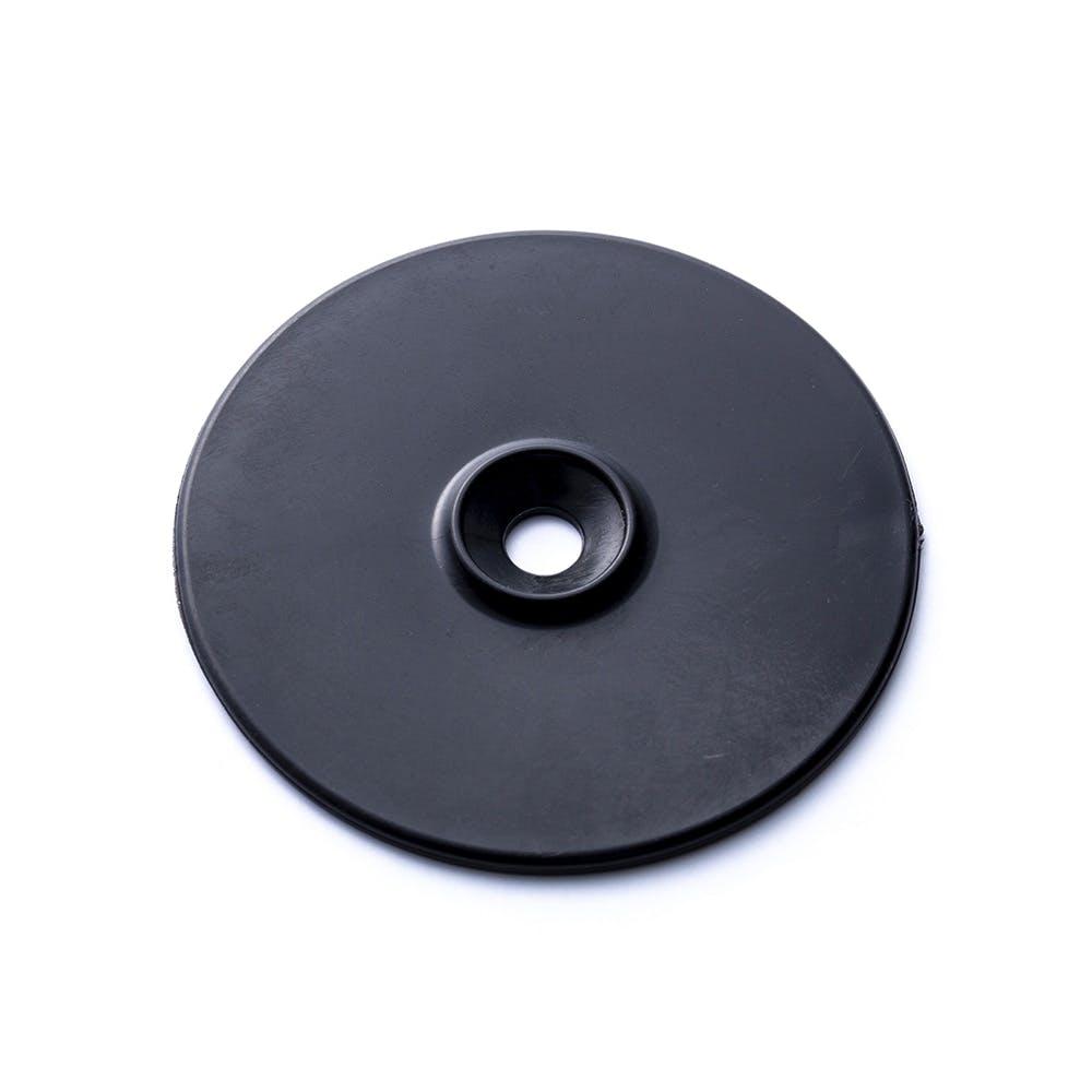 押え釘 200mm 押さえ1穴セット ブラック 10個入り, , product