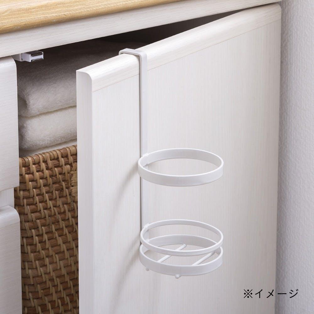 洗面台ドア用 ヘアーアイロン・小物入れ, , product