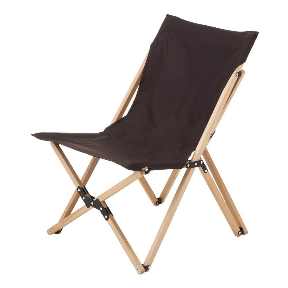 木製ハイバックチェアー ブラウン, , product