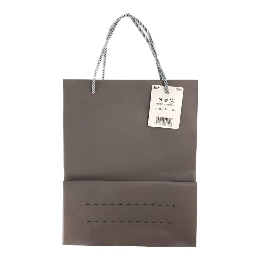 PP袋 M グレー, , product