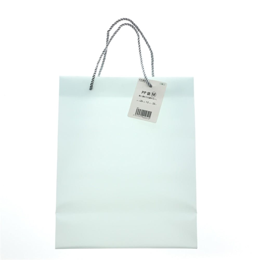 PP袋 M ブルー, , product