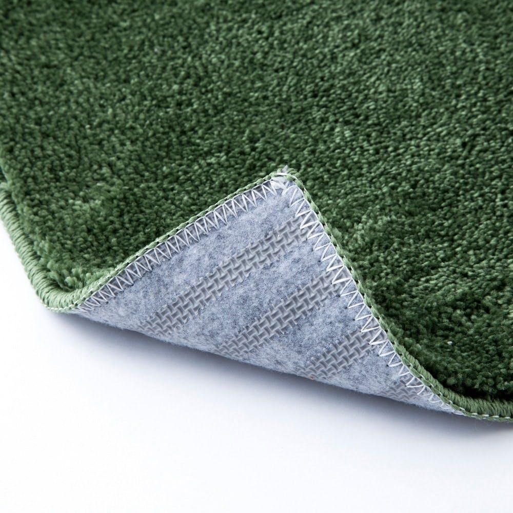 水をよく吸う制菌防臭バスマット ライトグリーン, , product