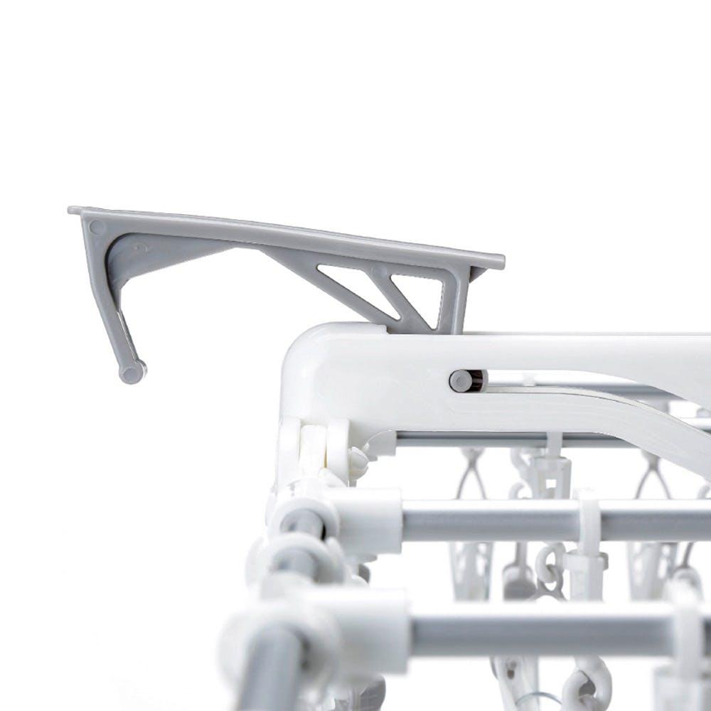 楽カケ アルミ洗濯ハンガー 40ピンチ R-40, , product
