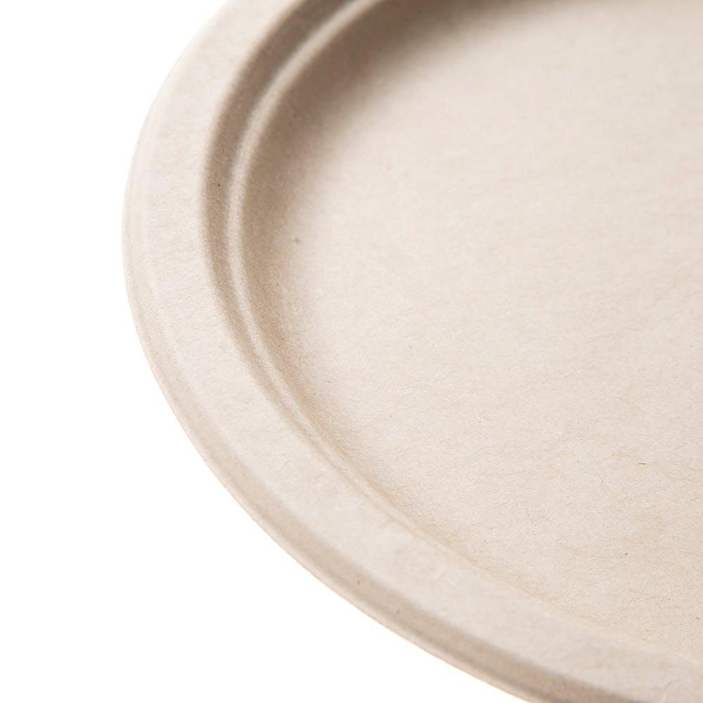 無漂白の麦プレート 26cm 4枚入, , product