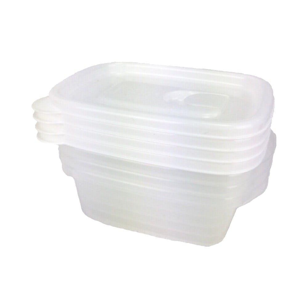 レンジで使える保存容器 400ml×4個入り, , product