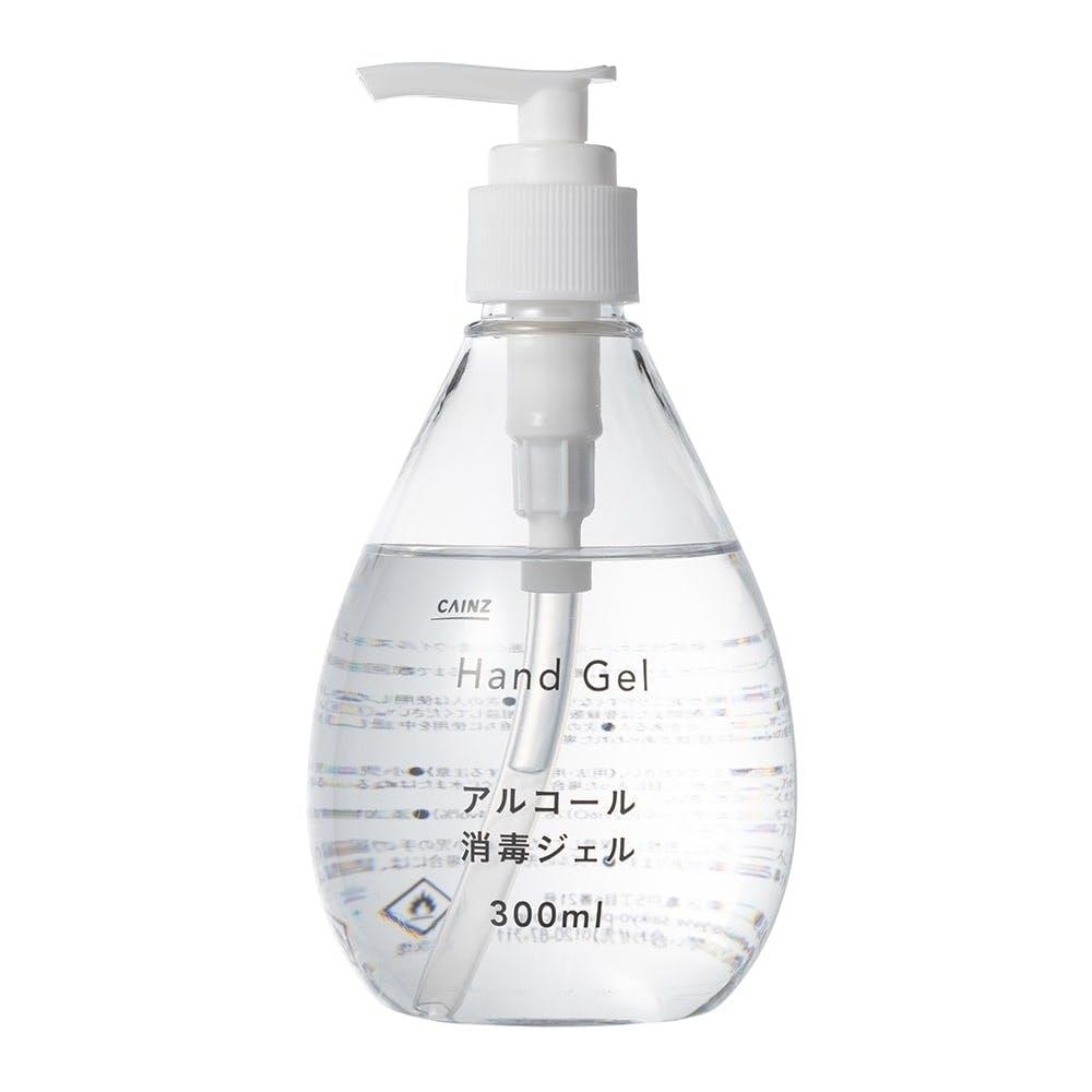 CAINZ アルコール消毒ジェル 300ml, , product