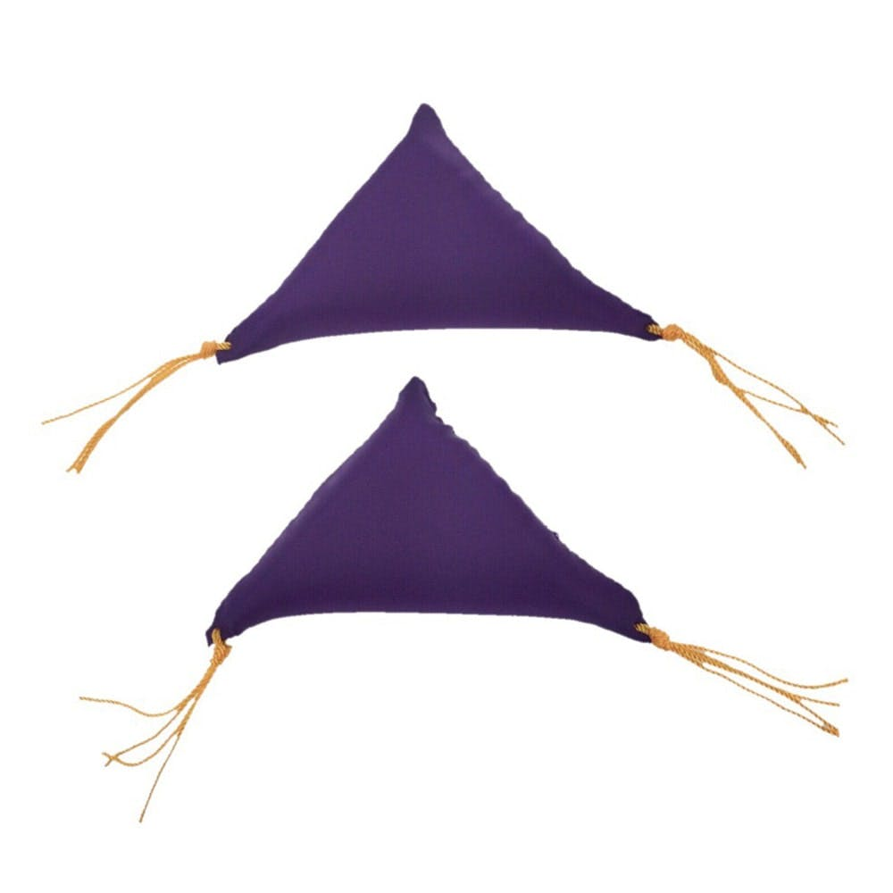 額ふとん 紫, , product