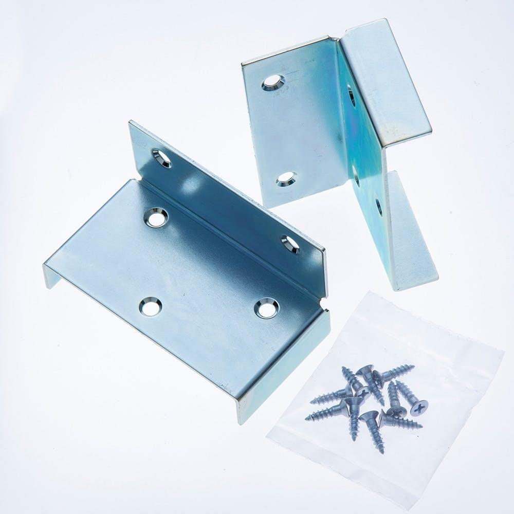 Kumimoku 水平棚受 シルバー, , product