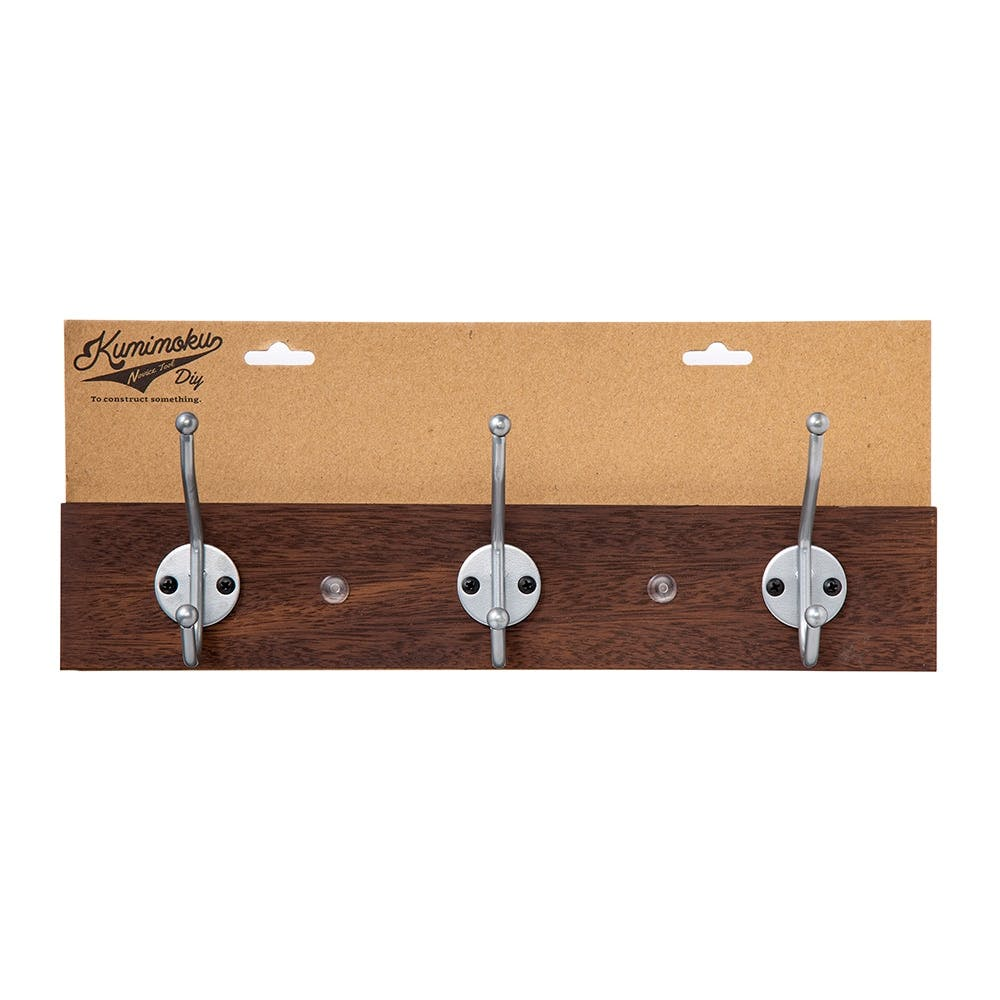 フックボード ウッド シルバー, , product