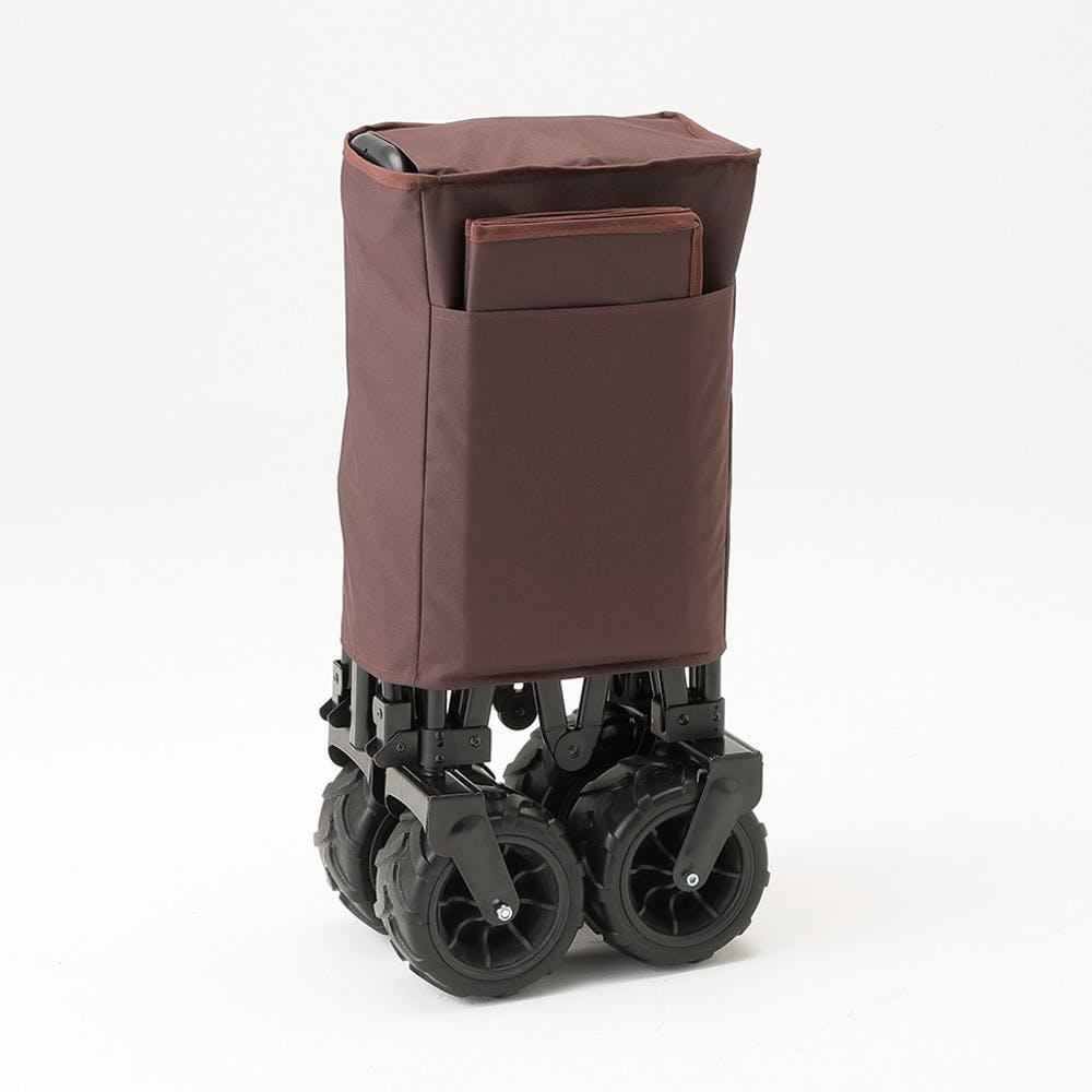 大型キャリーワゴン(ブラウン), , product