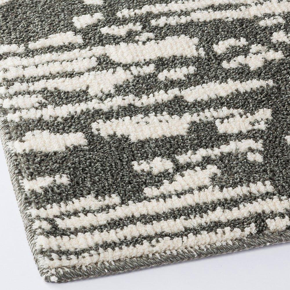 花粉吸着分解・防ダニ・消臭ラグ アルティ 185×185, , product