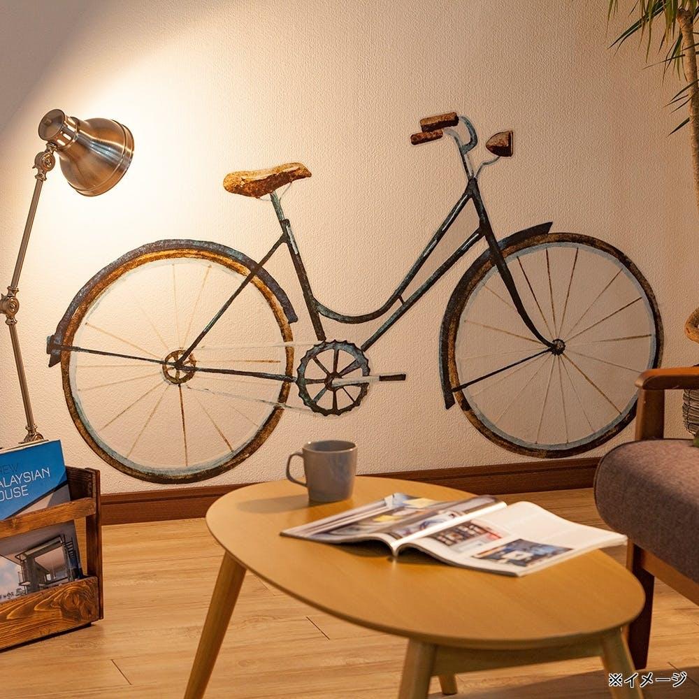 【店舗限定】ウォールステッカー 自転車, , product