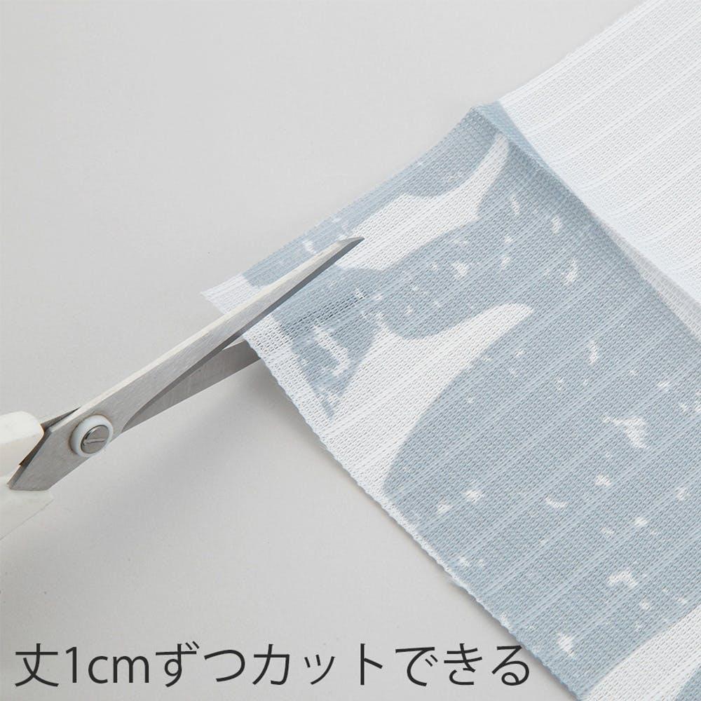 幅も高さも調整間仕切りカーテン ホワイトバーチ 180, , product