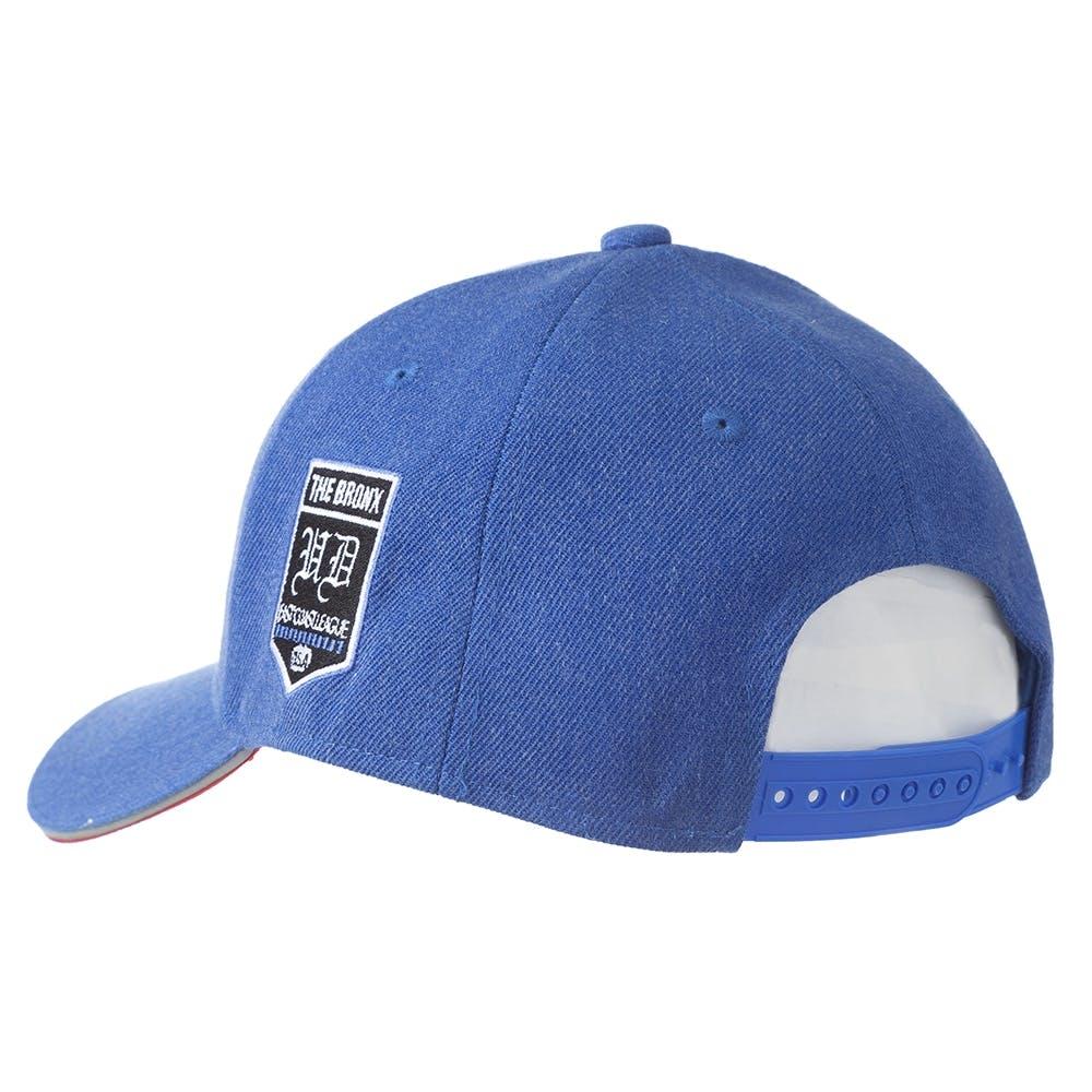 刺繍キャップ BX ブルー, , product