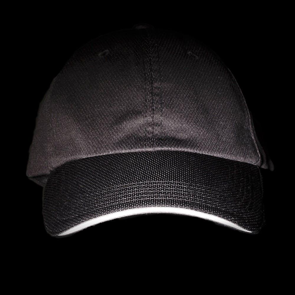 吸汗速乾キャップ ブラック, , product