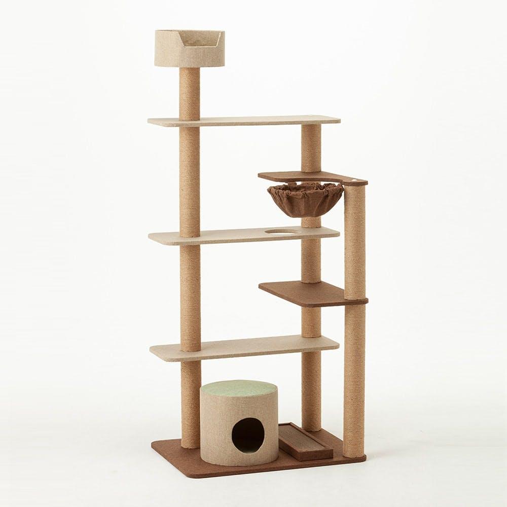 キャットインテリアタワー デラックス, , product