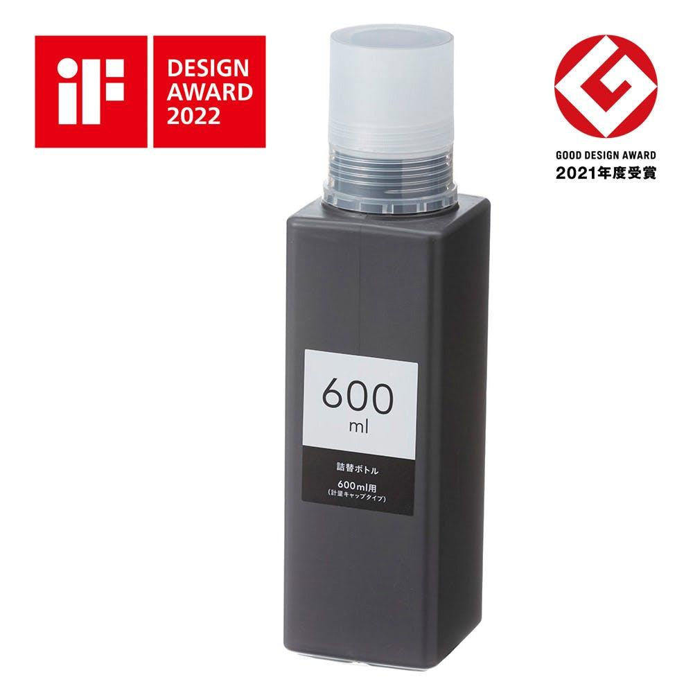 CAINZ 詰替ボトル 600ml グレー, , product