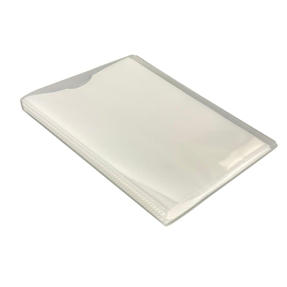 ◆クリアブック A4 40P クリア, , product