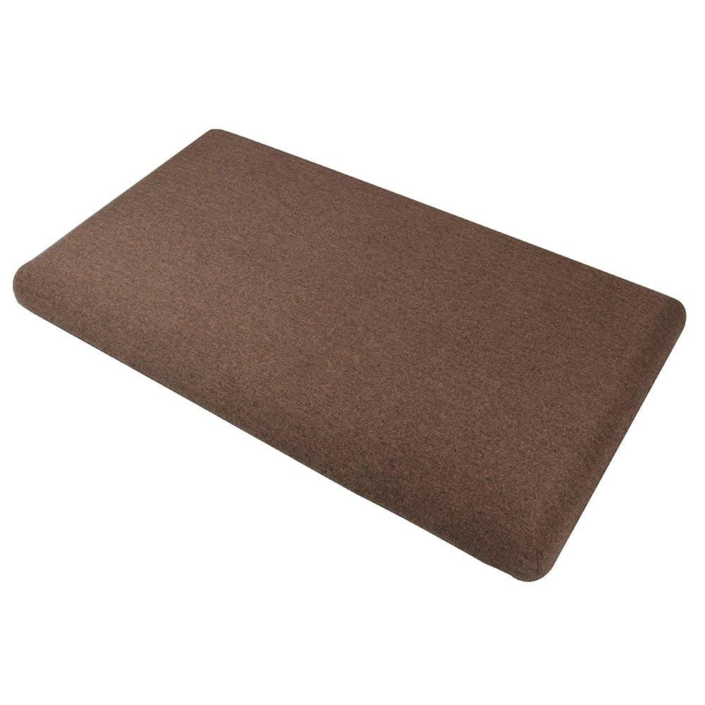 フロアクッションflatty 65×115 ブラウン, , product