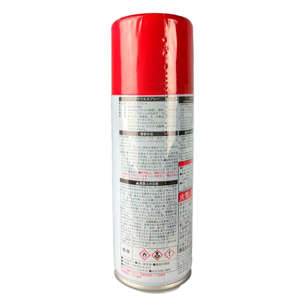 アクリルスプレー300ml レッド, , product