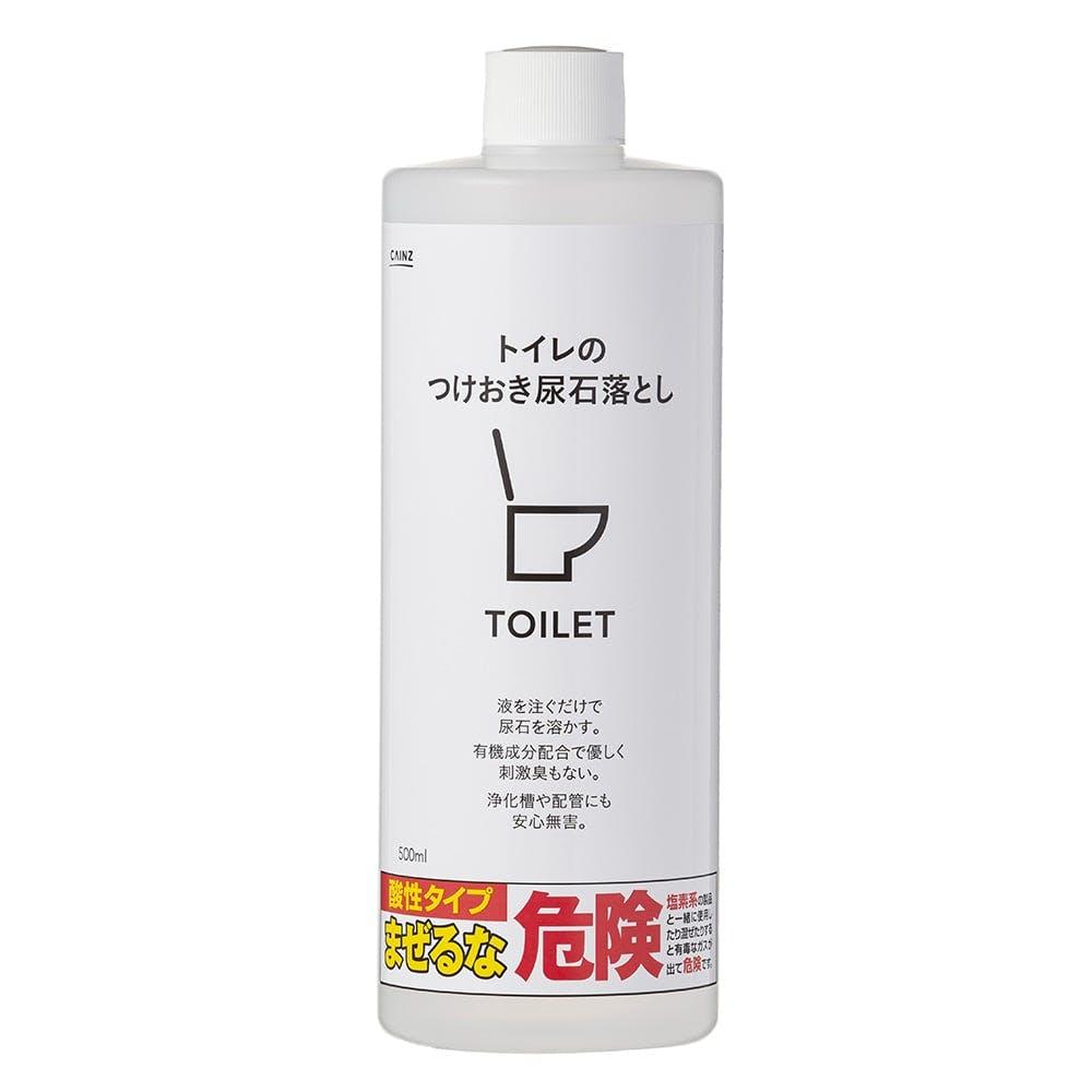 トイレのつけおき尿石落とし 500ml, , product