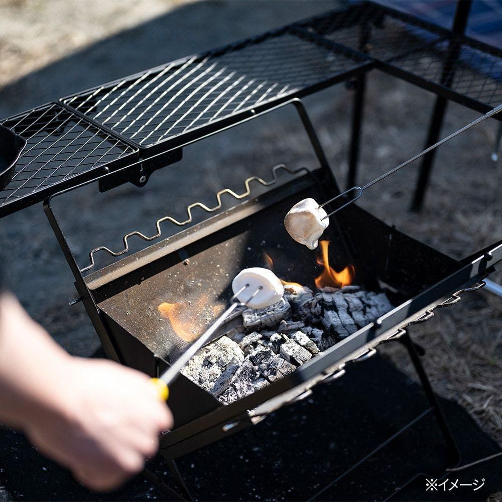 持ち運びに便利な2WAY焚火台コンロ, , product