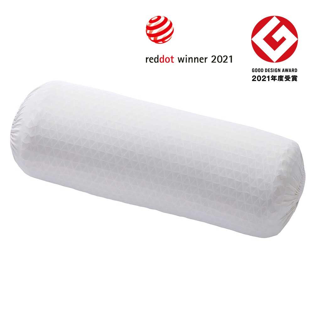 Moffle ボルスター 弾力性に優れたやわらかいまくら 21×60cm, , product