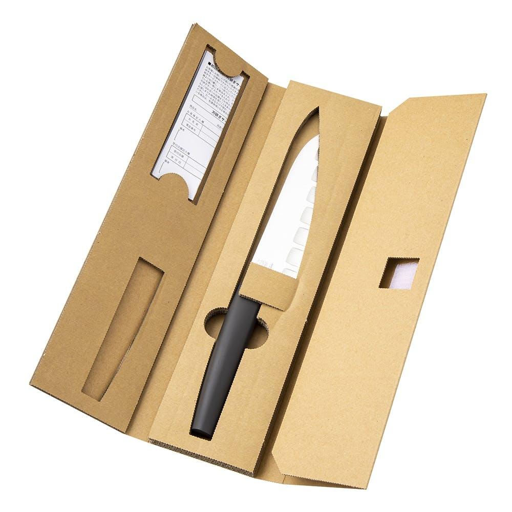 三徳包丁 両面ディンプル 17cm, , product