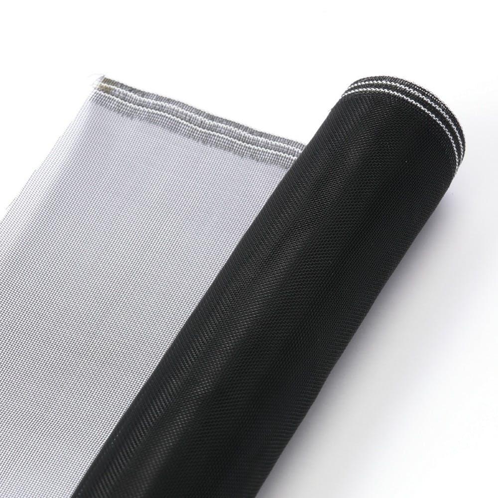 網戸貼替ネット30メッシュ 6mブラック, , product