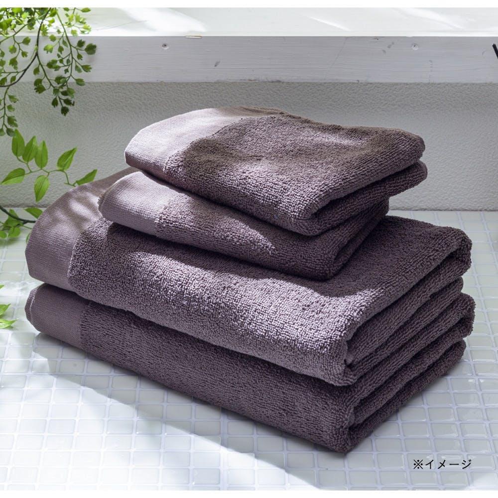 【店舗限定】毛羽落ちが少なく丈夫なバスタオル ブラウン, , product