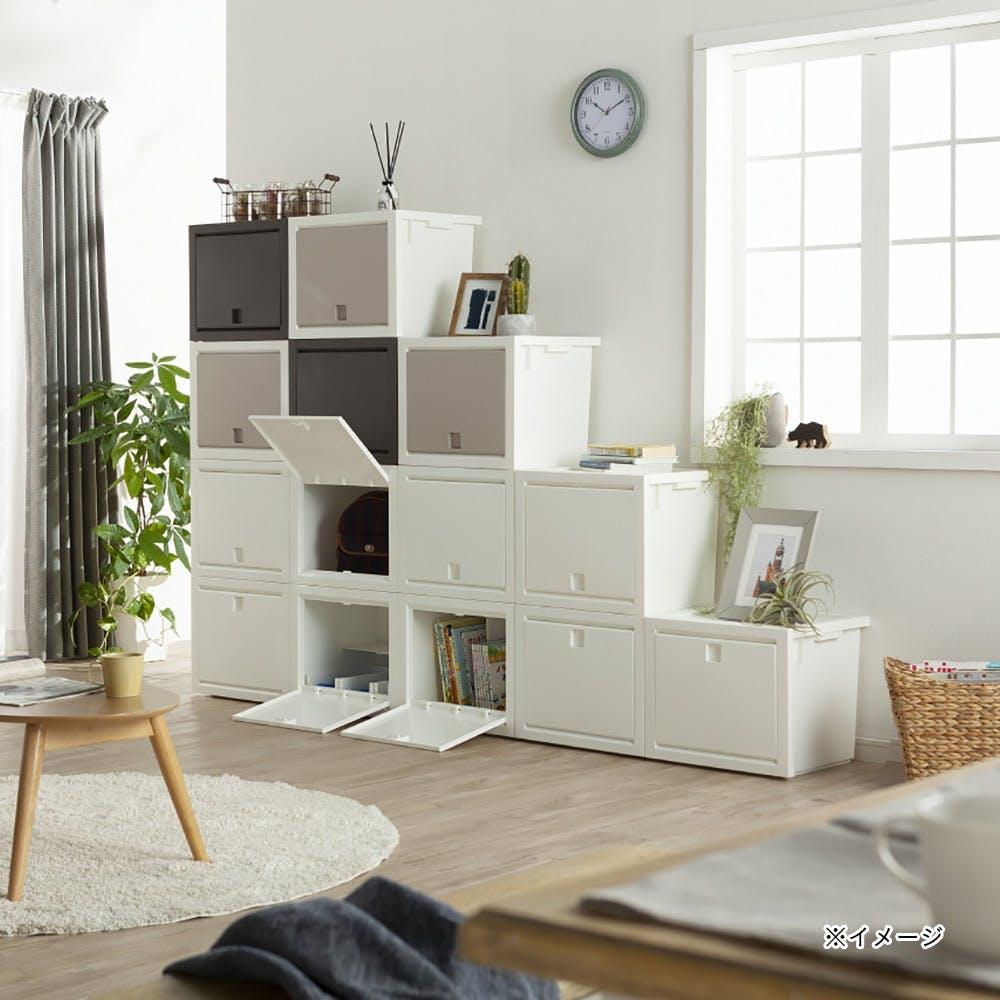 スタックボックス キャリコポルタ シンプルホワイト, , product