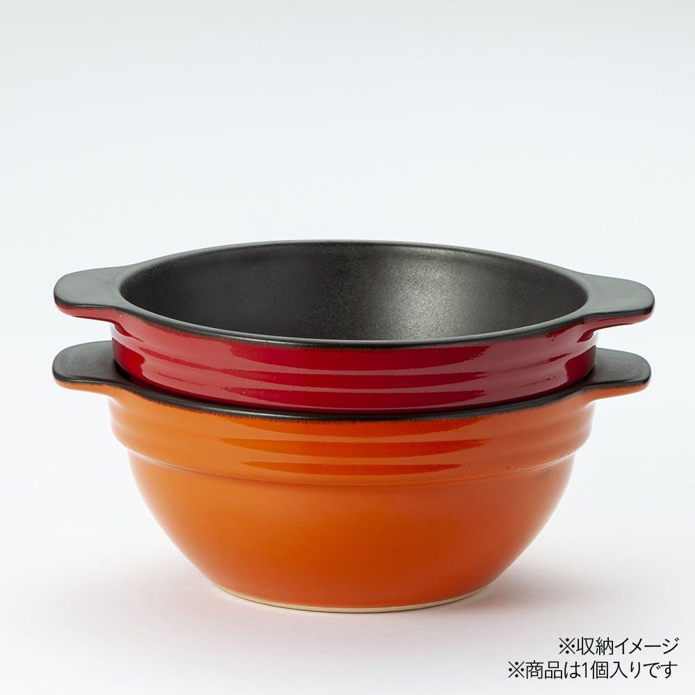 【数量限定】魔法のカレーポット 大 レッド, , product