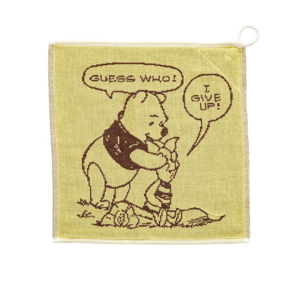 ループ付きハンドタオル くまのプーさん, , product