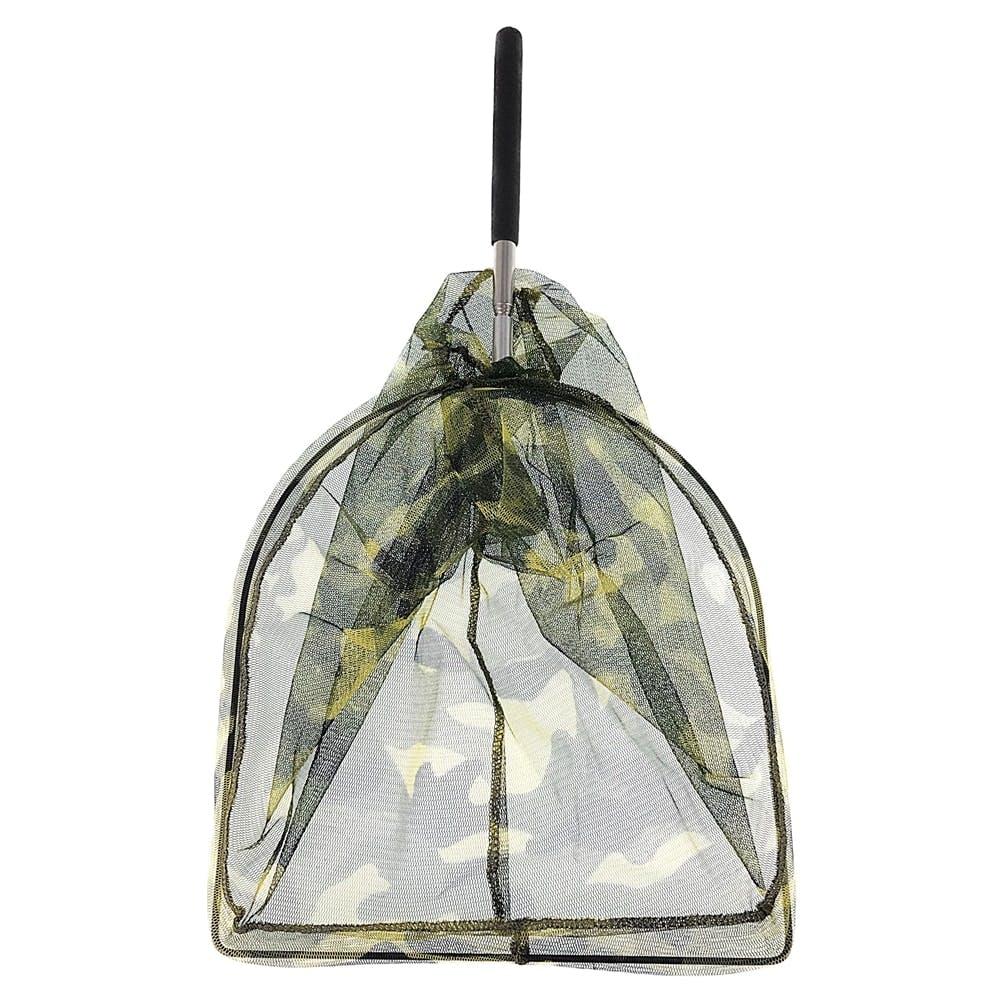 【店舗限定】のびーるネット 三角型 ワイド カモフラージュ, , product