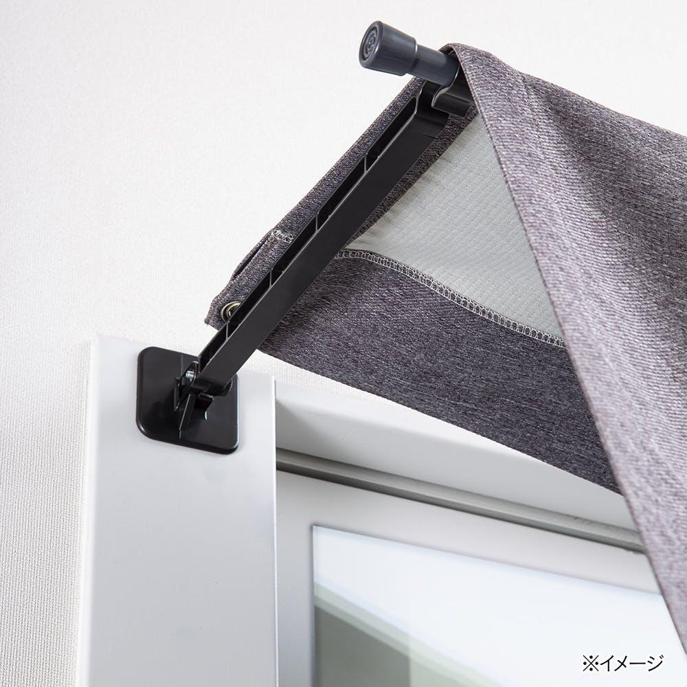 タープと窓の間に空間をつくるフック 2個入, , product