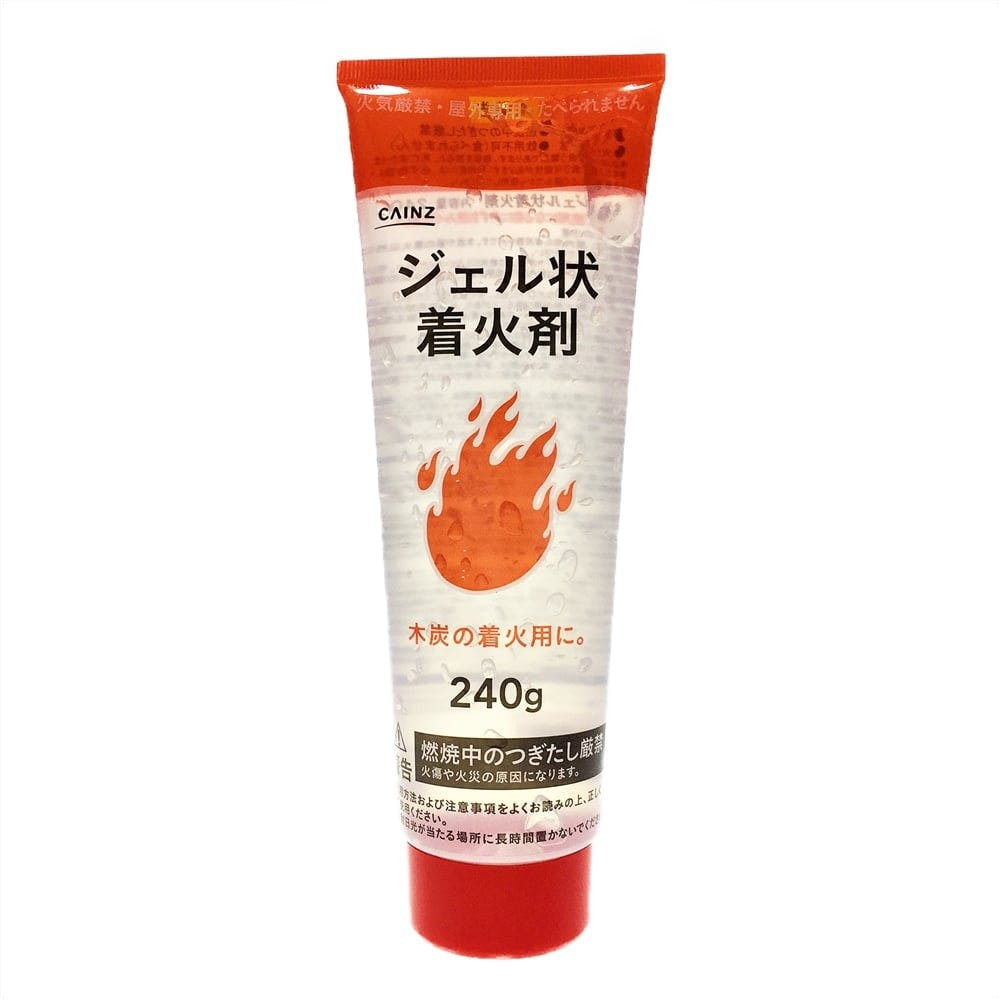 ジェル状着火剤 240g, , product
