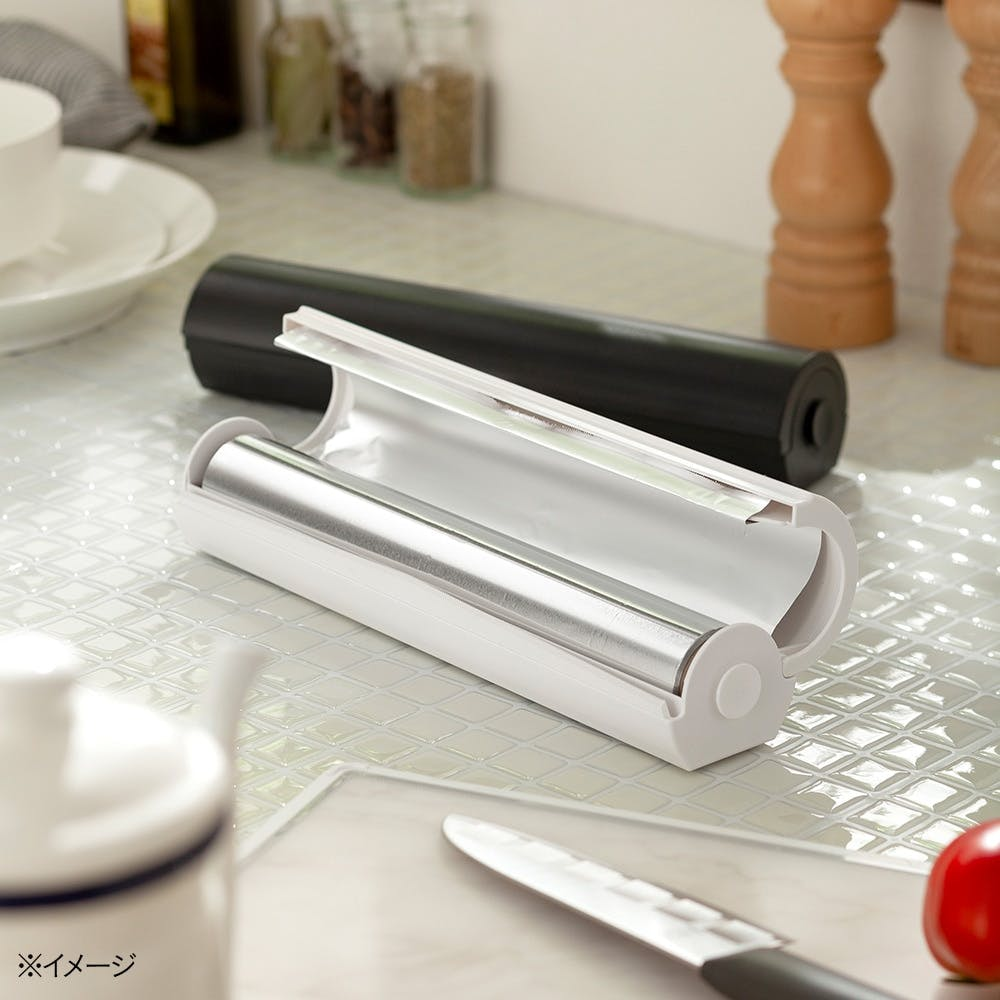 しっかり切れるホイルケース ホワイト, , product