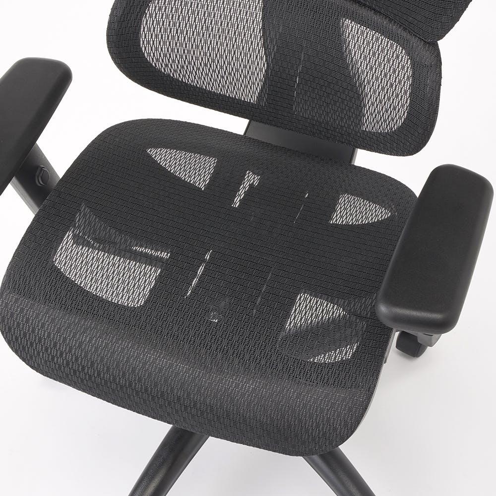 Y41蒸れにくく腰ラクワークチェア, , product