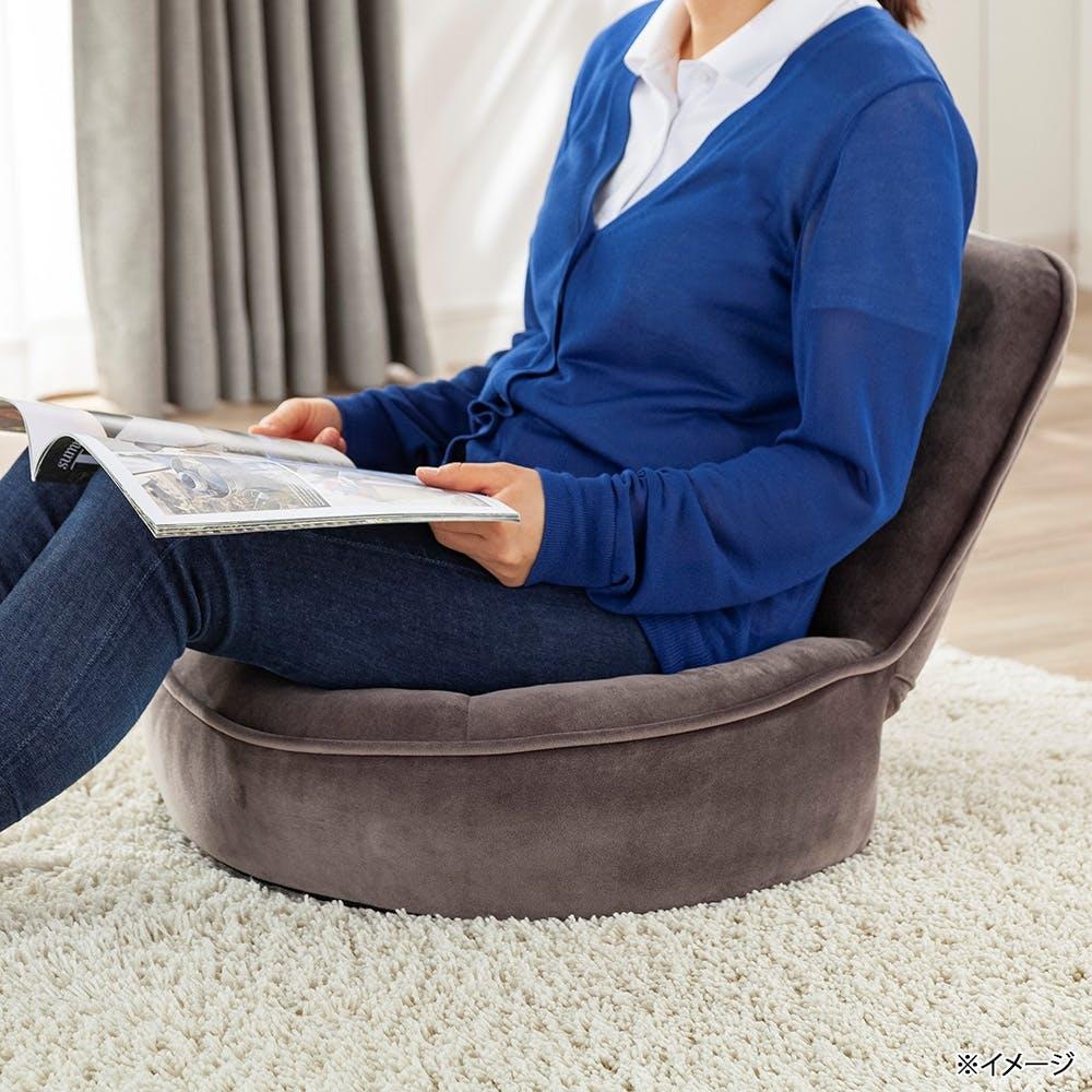 &Pet やさしく包み込むバケット座椅子 グレー, , product